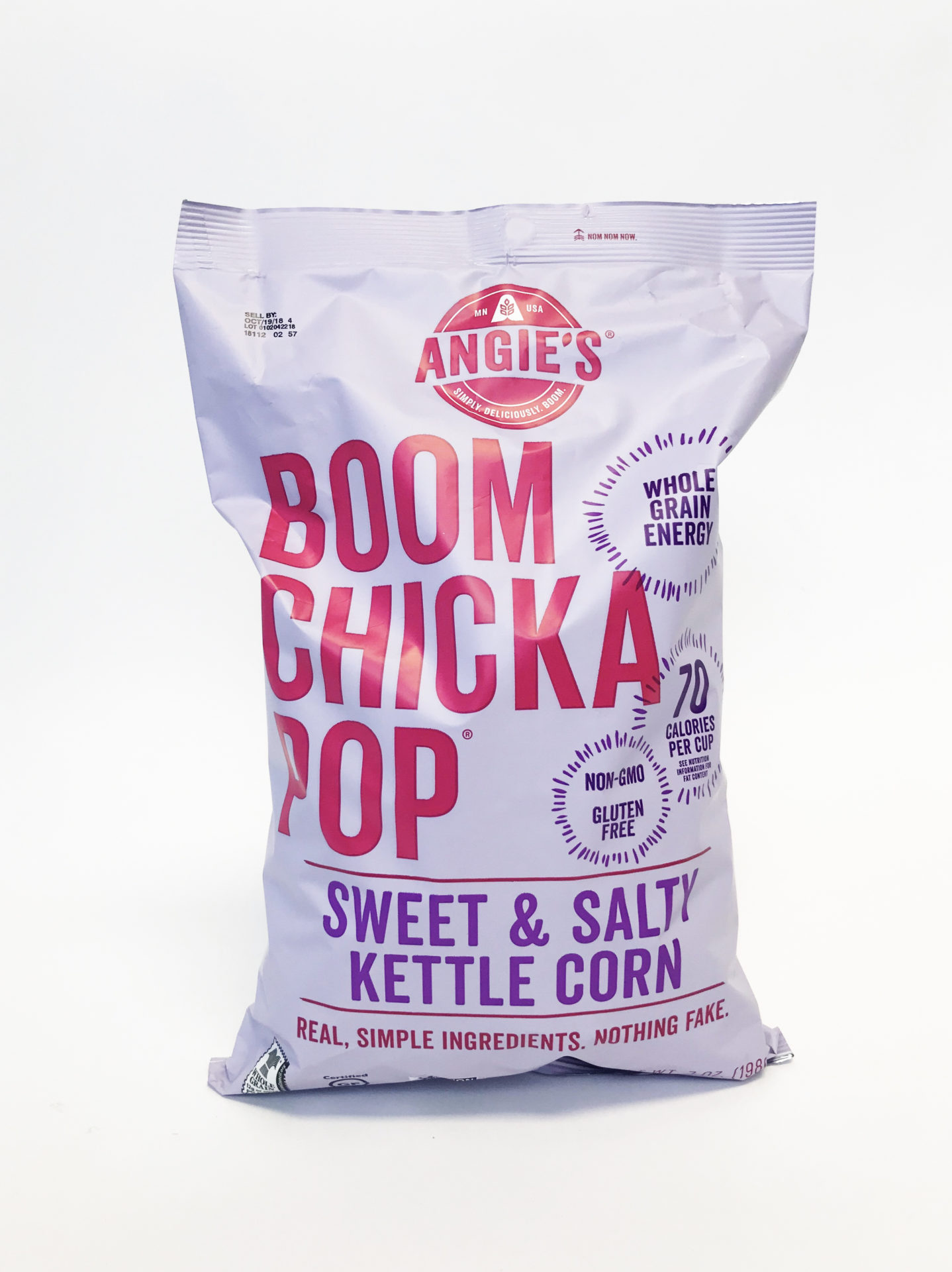 Boom Chicka Pop Sweet&Salty Kettle Corn