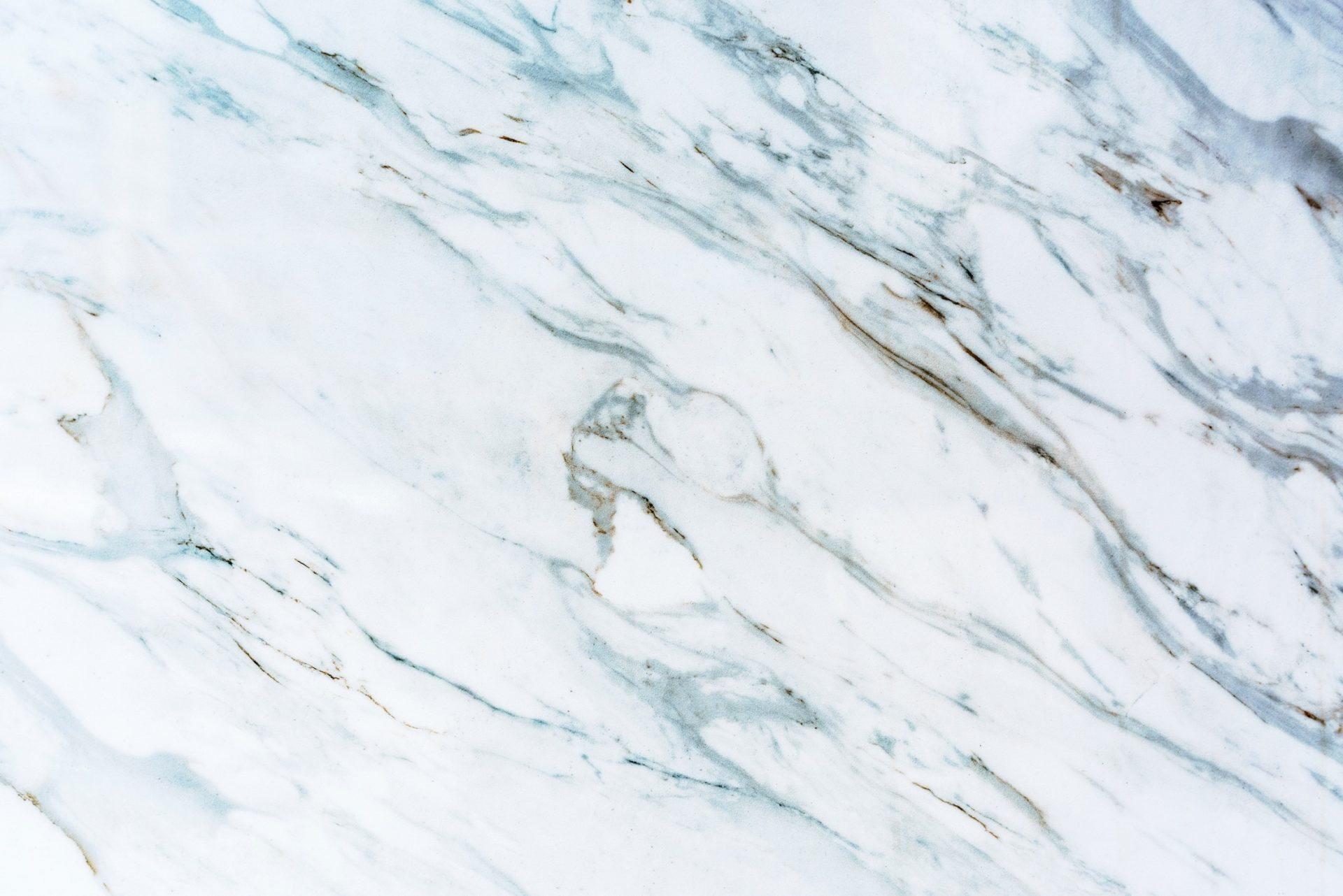 Marble Counter White with black