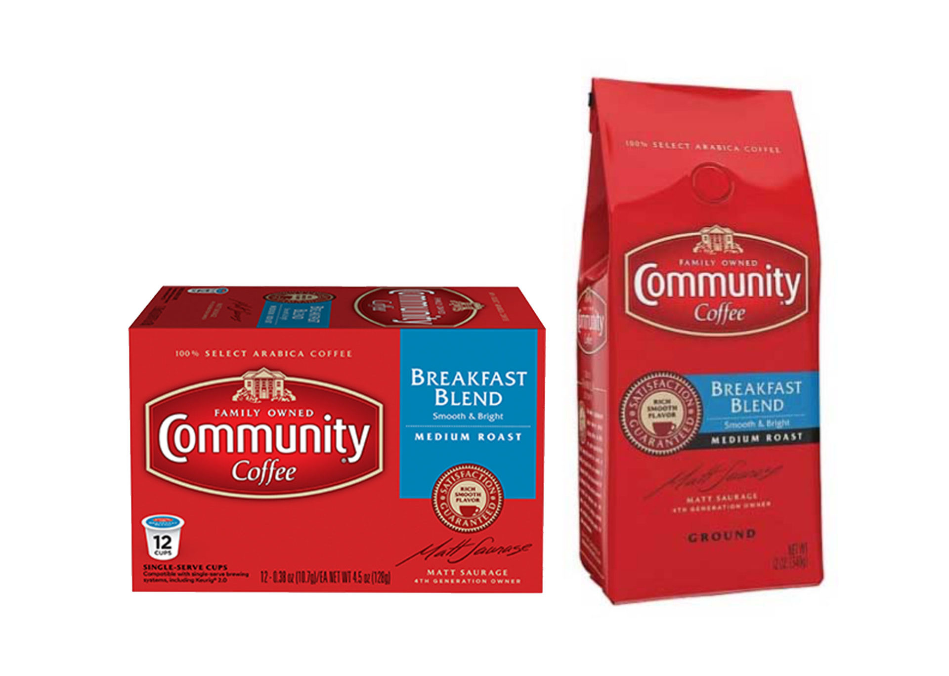 Community Coffee Product