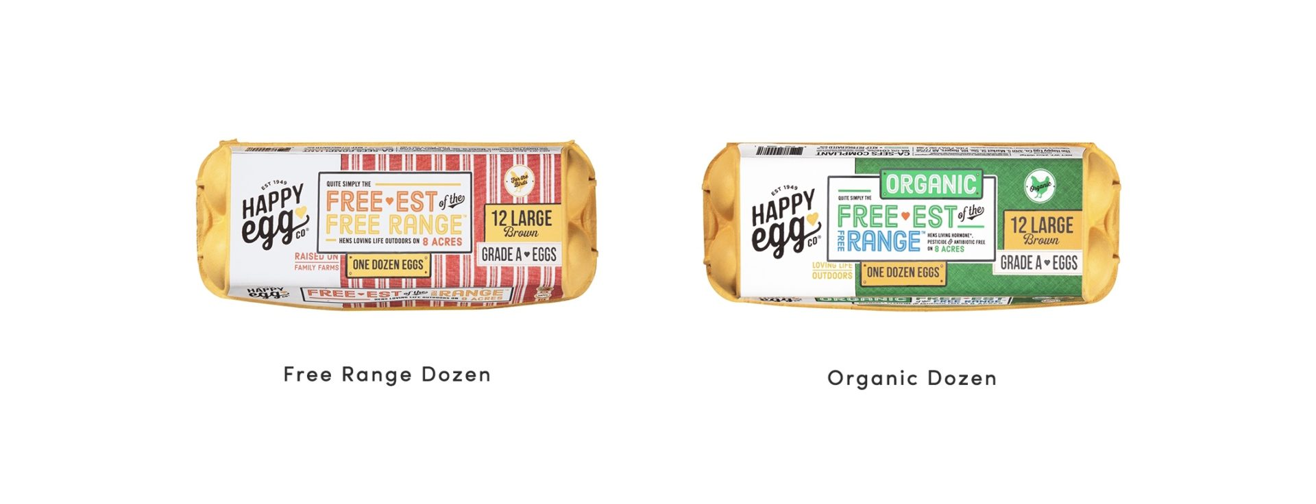 Happy Egg Co. Product