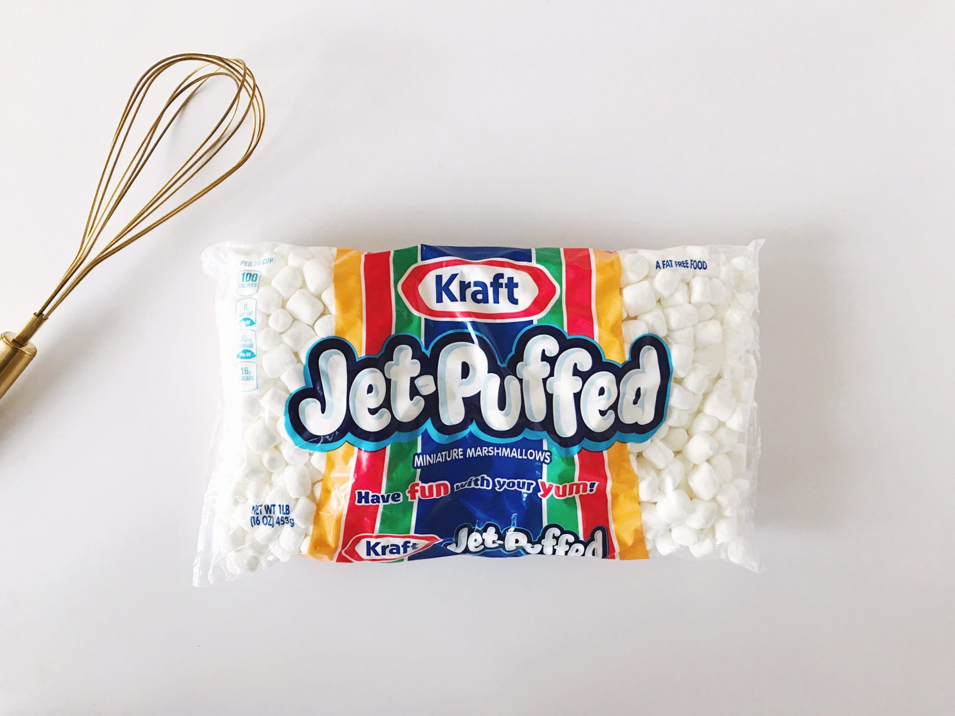 Jet-Puffed Product